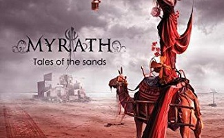 myrath tales of the sand cover
