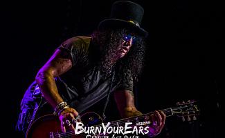 Slash am 03.03.2019 in der Alsterdorfer Sporthalle Hamburg