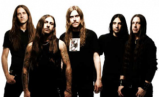 Opeth Band Interview
