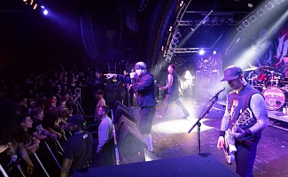 Hatebreed in der Hamburger Markthalle