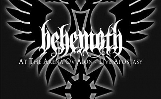 behemoth at the arena cover