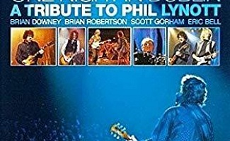 Gary Moore & Friends - One Night In Dublin / A Tribute To Phil Lynott (DVD) Cover