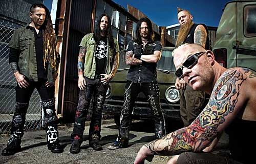 fivefingerdeathpunch_band