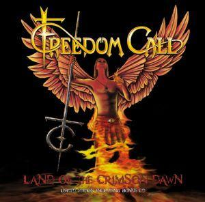 freedom call-land_of_the_crimson_dawn