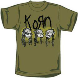 6774 Korn Evolution T shirt
