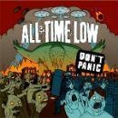 All Time Low-Dont Panic Cover