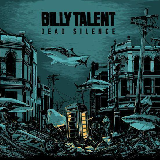 Billy Talent Dead Silence Cover
