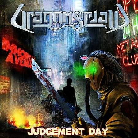 Dragonsclaw -  Judgement Day Albumcover
