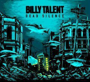 billy talent-dead silence-cover-interview