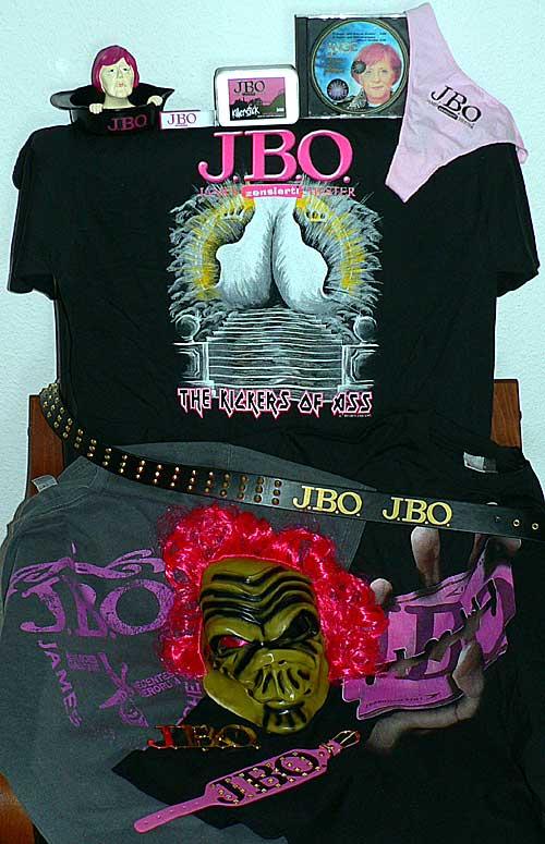 J.B.O. Fanpaket