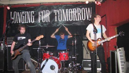 longing for tomorrow band