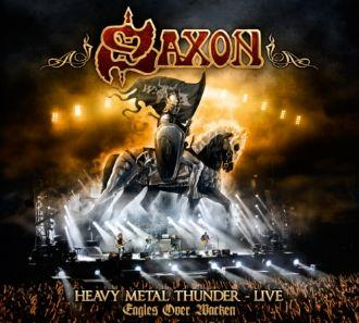 saxon heavy metal thunder live