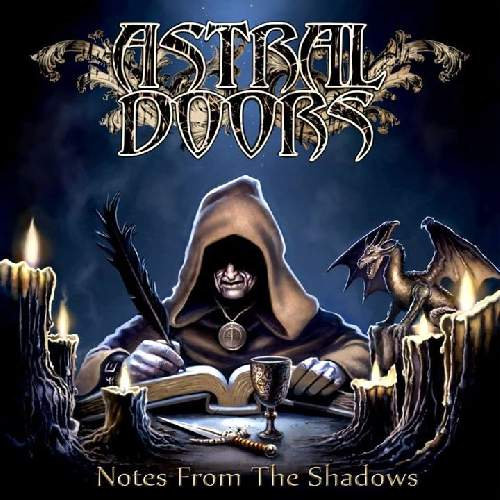 Astral Doors Notes From The Shadows