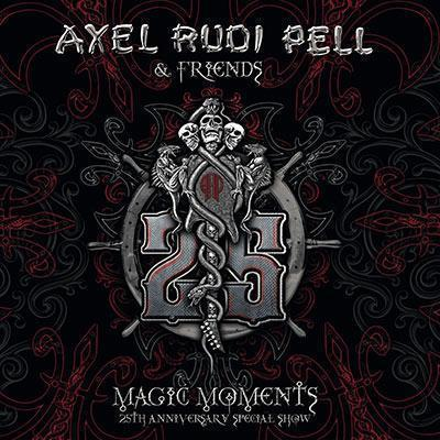 Axel Rudi Pell and Friends Magic Moments