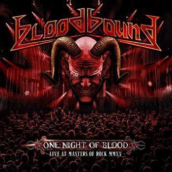 Bloodbound One night Of Blood