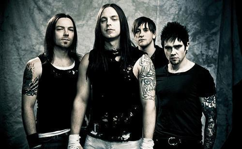 Bullet For My Valentine Promofoto