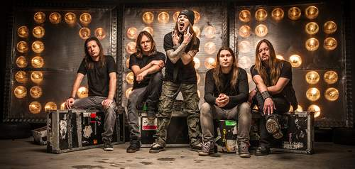 Children Of Bodom Promofoto