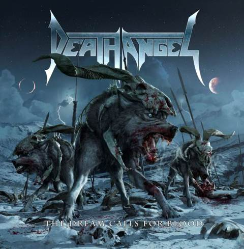 Death Angel - The Dreams Call For Blood