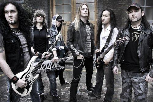Dragonforce Promofoto