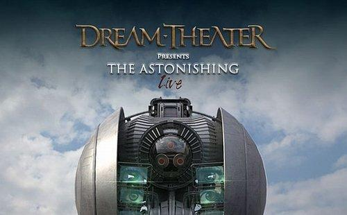 Dream Theatre The Astonishing Live
