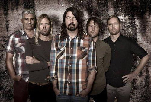 Foo Fighter Promobild1
