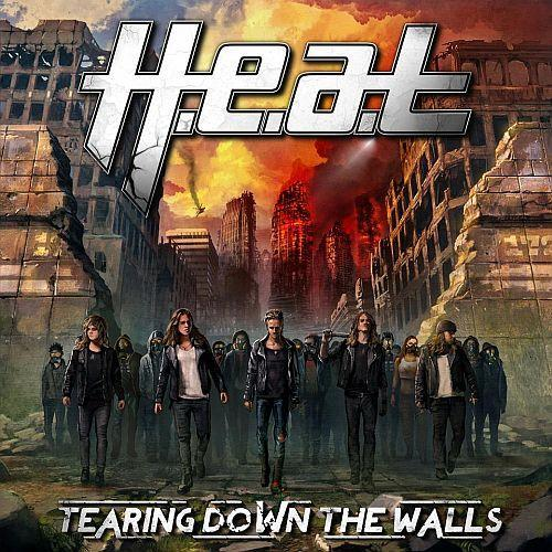 HEAT - Tearing Down The Wall