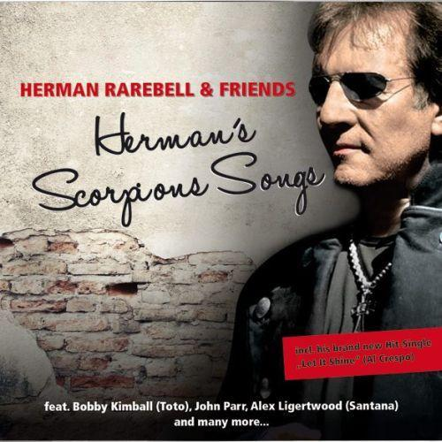 Herman Rarebell And Friends - Scorpions Songs