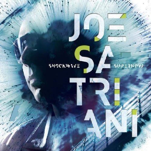 Joe Satriani Shockwave Supernova