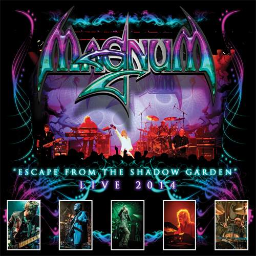 Magnum Live From The Shadow Garden