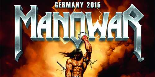 Manowar Over Germany 2015