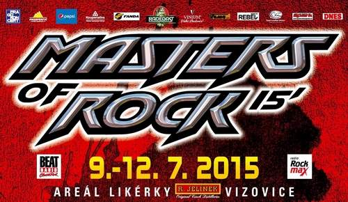 Masters Of Rock Flyer 2015