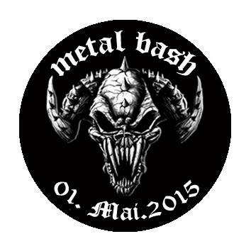 Metal Bash 2015 logo
