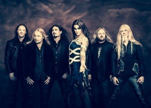 Nightwish Promo 2016