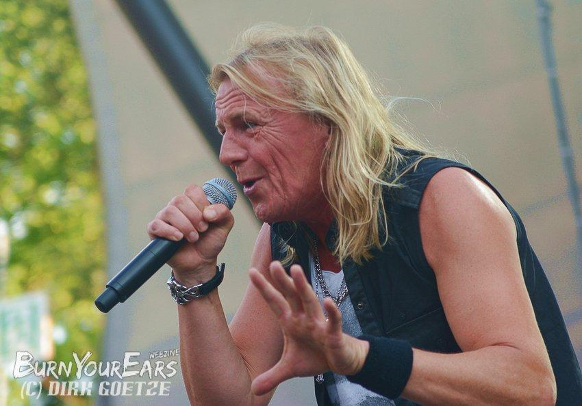 Pretty Maids Rock Fels 2015