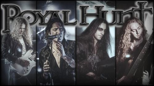 Royal Hunt Promo 2015