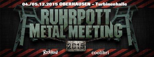 Ruhrpott Metal Meeting Logo