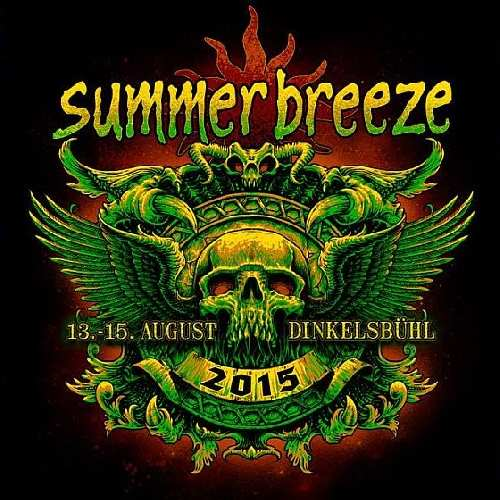 Summer Breeze Flyer 2015