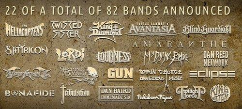 Sweden Rock 2016 first band announcement