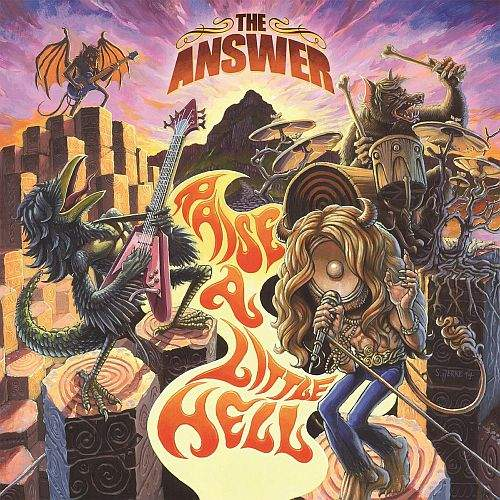 The Answer Raise a Little hell