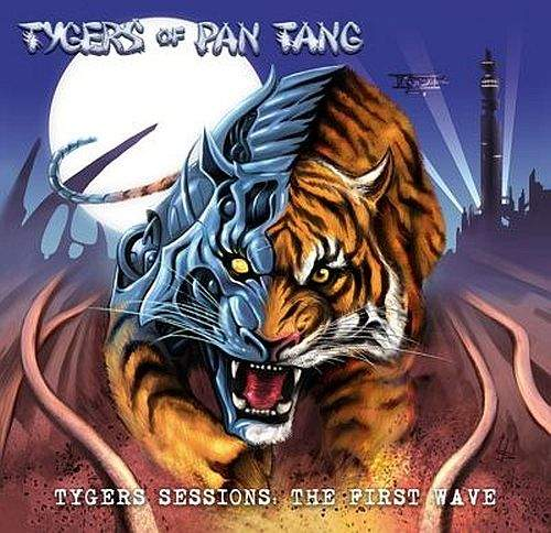 Tygers Of Pan Tang First Sessions