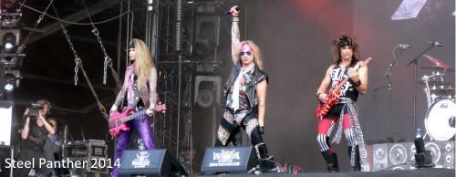 2014 Steel Panther