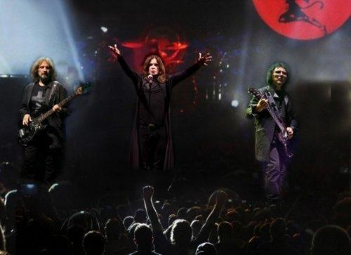 Black Sabbath The End Livepic