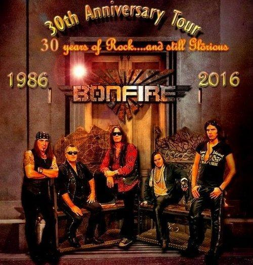 Bonfire Tour 2016