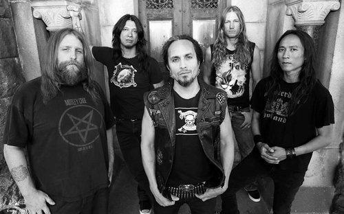Death Angel Promo 2016