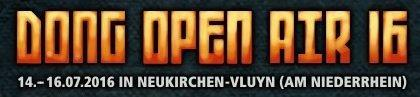 Dong Open Air 2016 Logo