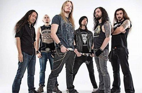 Dragonforce Promo 2016 1