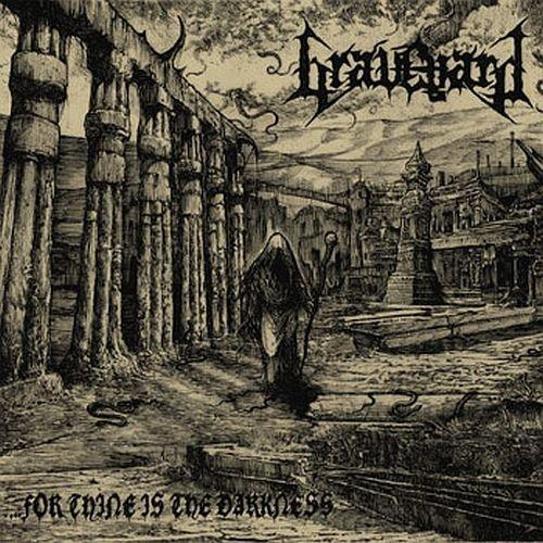 Graveyard For Thine Is The Darkness