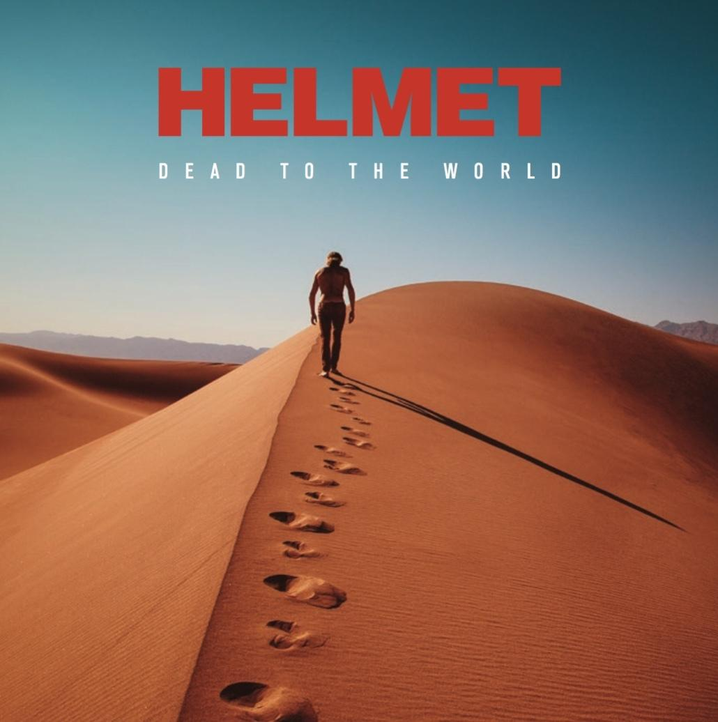 Helmet dead to the world cover