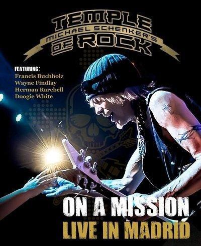 Michael Schenker Live in Madrid