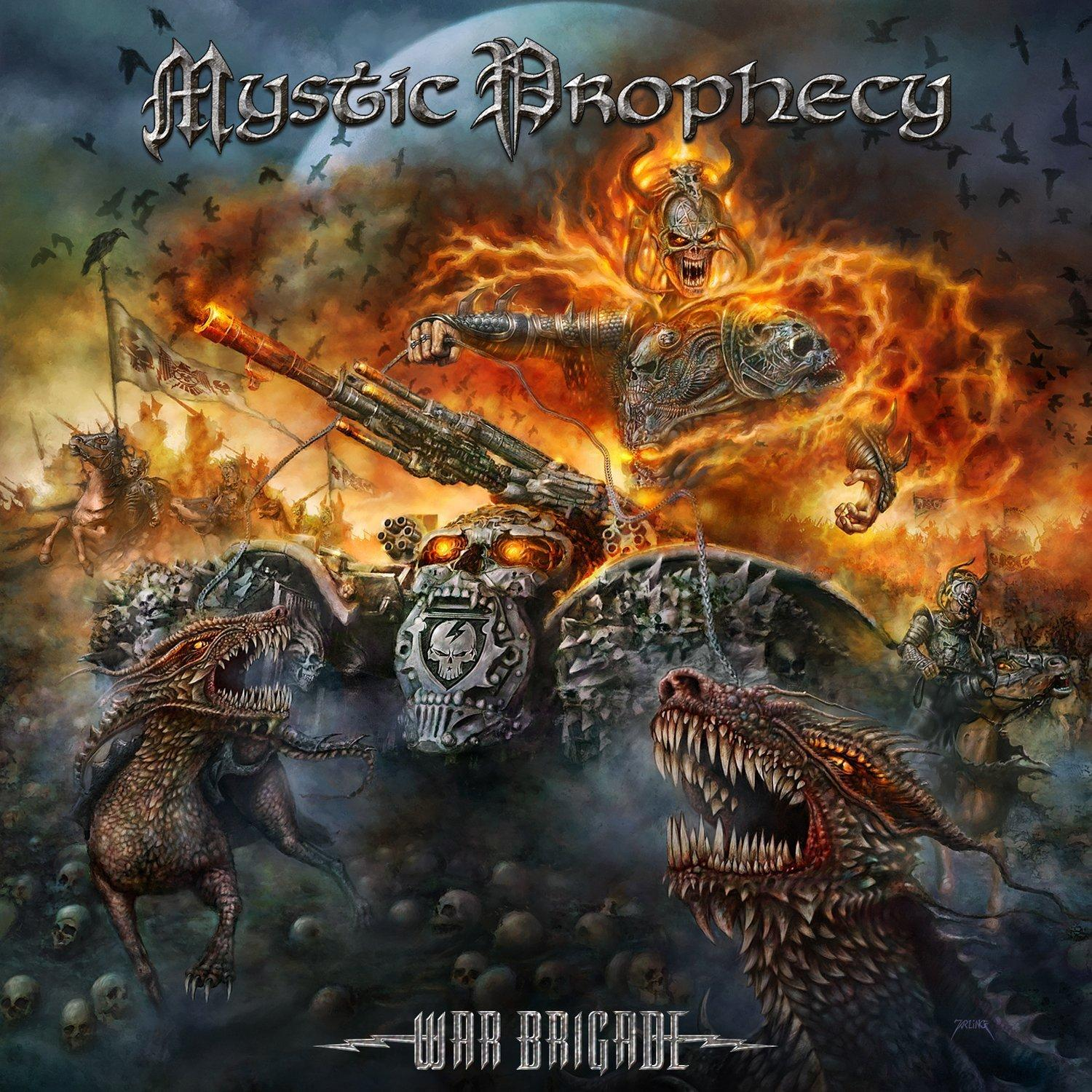 Mystic Prophecy War Brigade